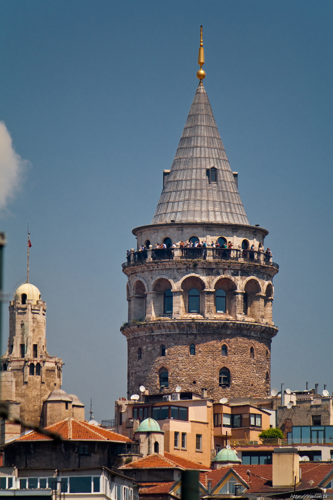 Galata Tower - Wikiwand