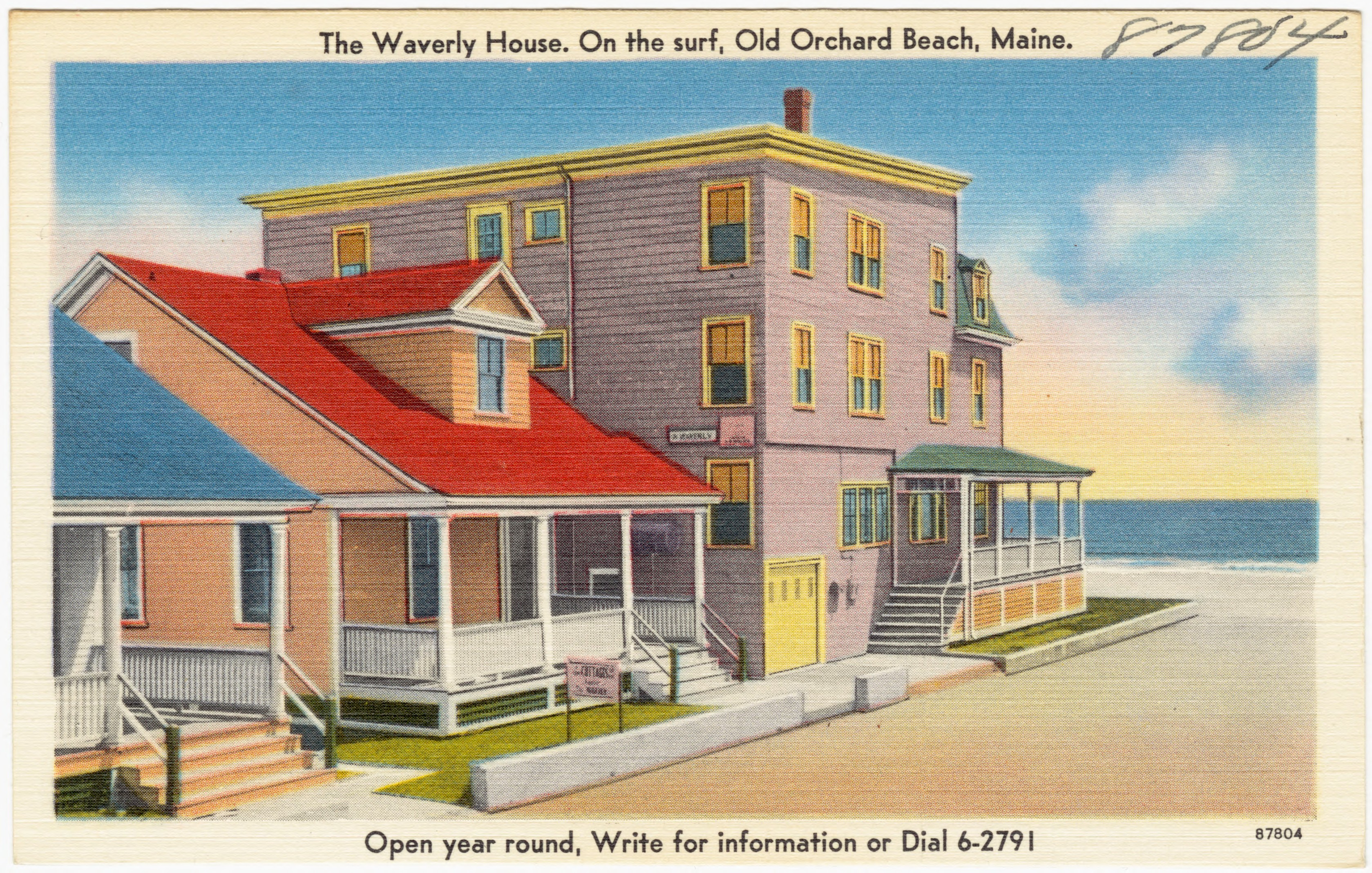 File the waverly house on the surf old orchard beach for Beach house description