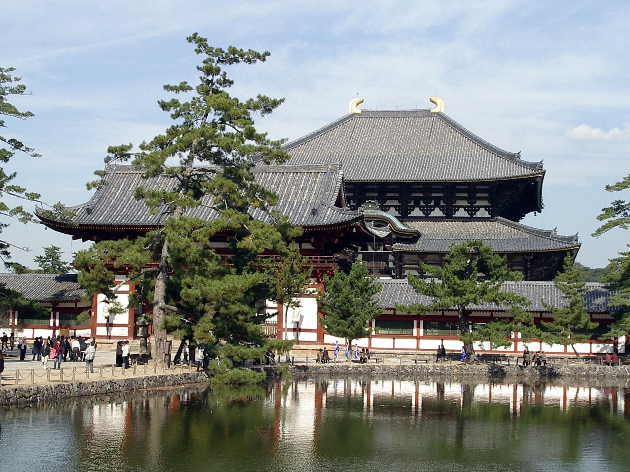 Buddhistický chrám Tódaidži