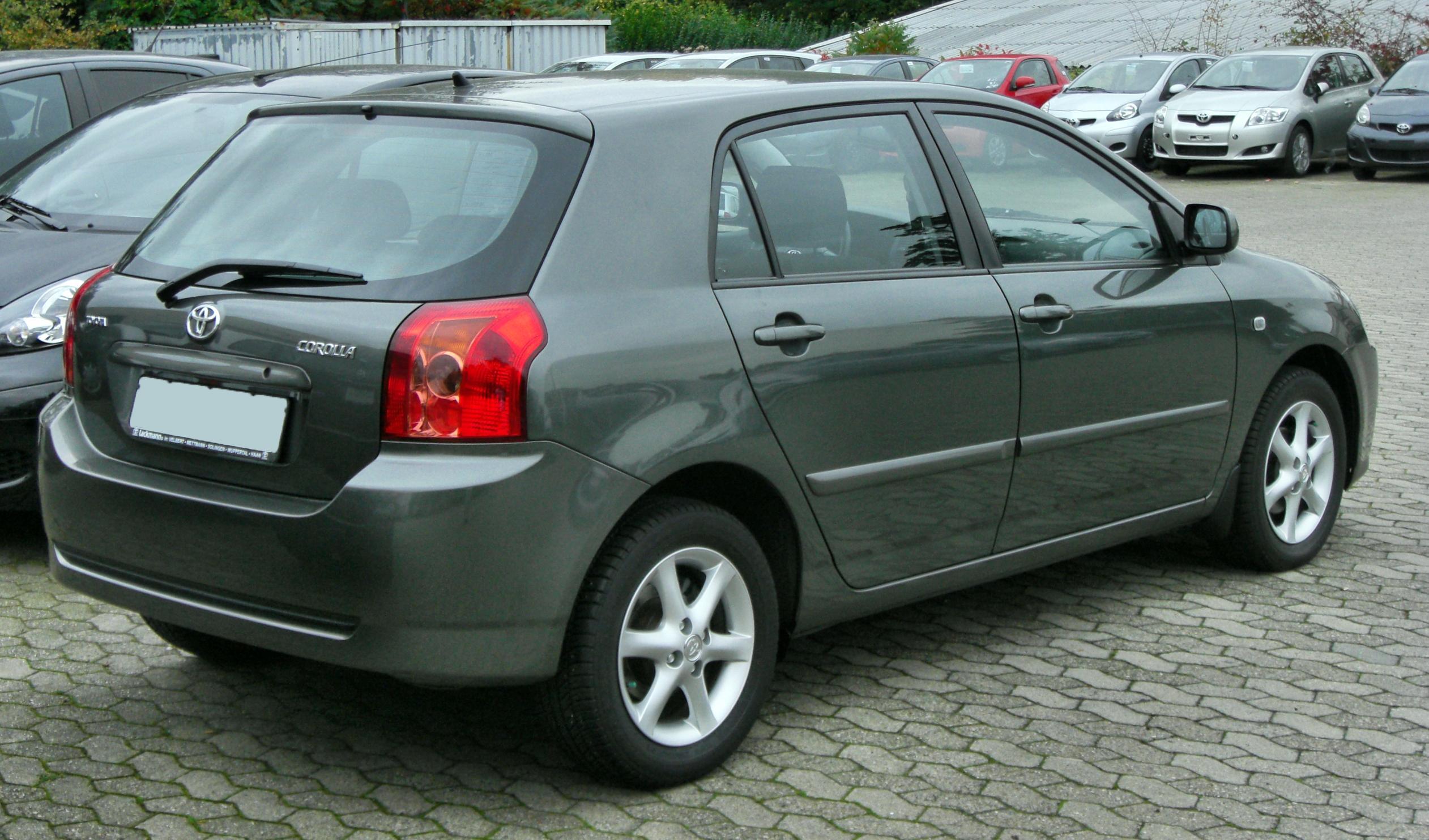 Toyota Corolla  Used Car Price