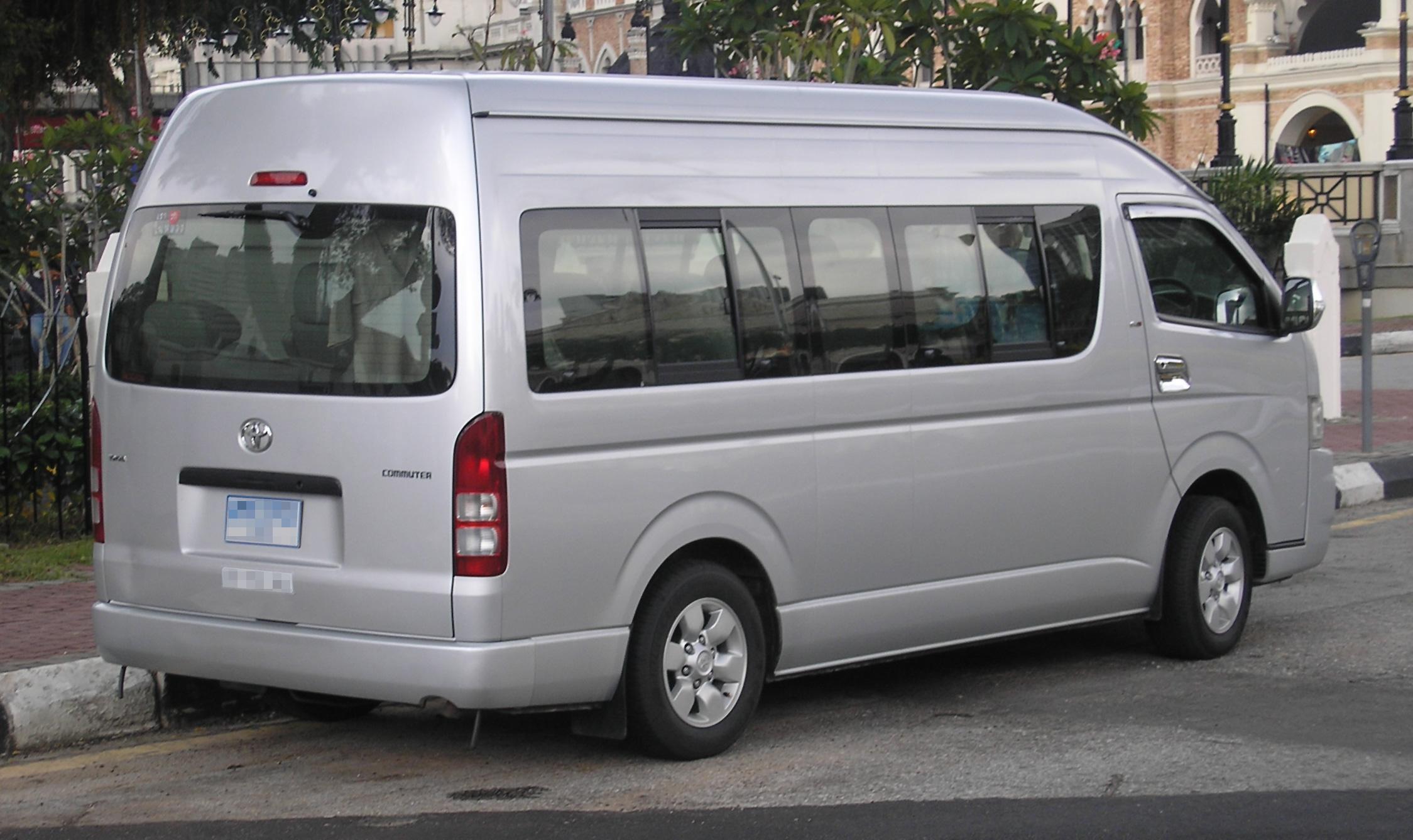 Van Car Price