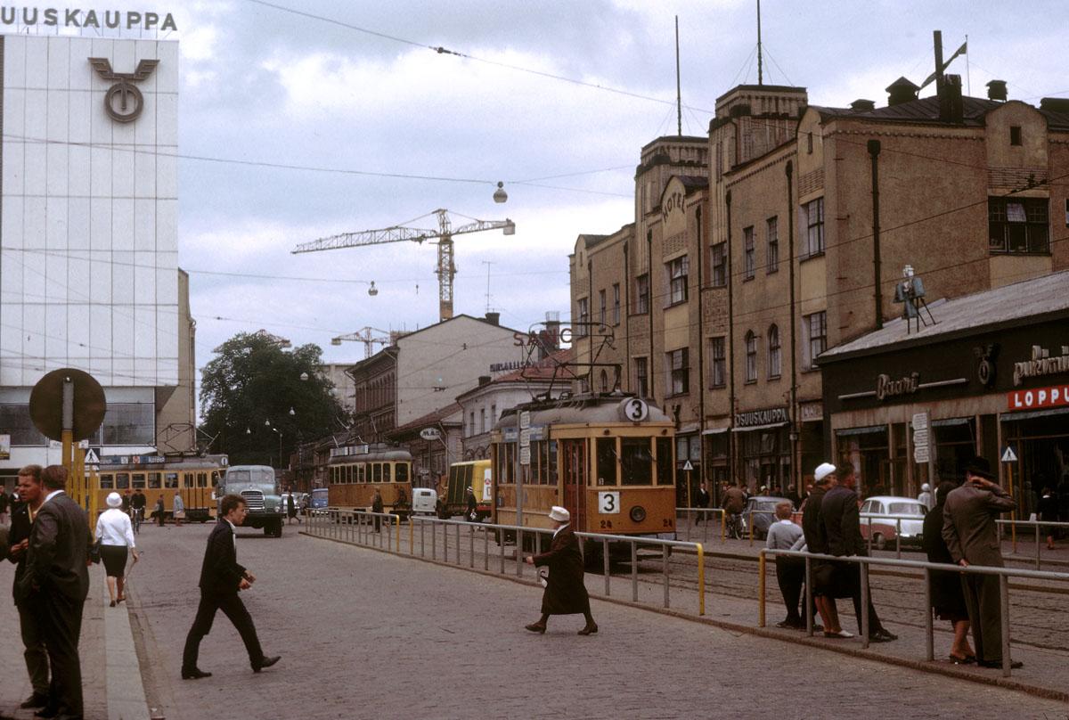 Suomi 1960-Luvulla