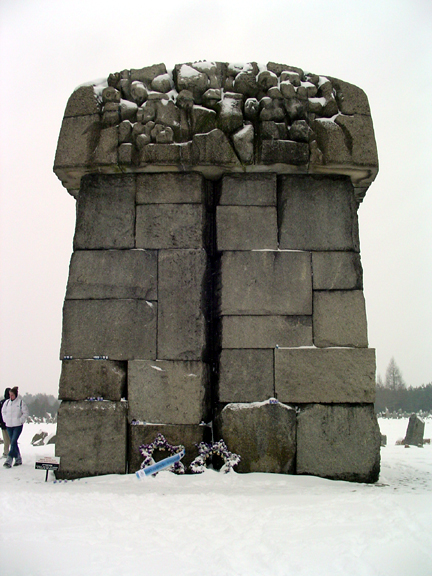 File:Treblinka memorial.jpg