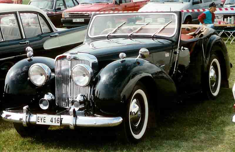 Standard Vanguard Cars For Sale