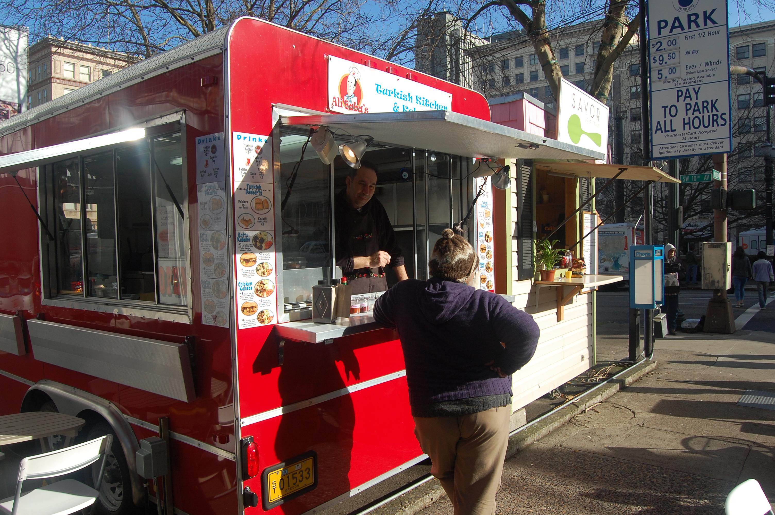 Turkish Food Truck Norwood Mass