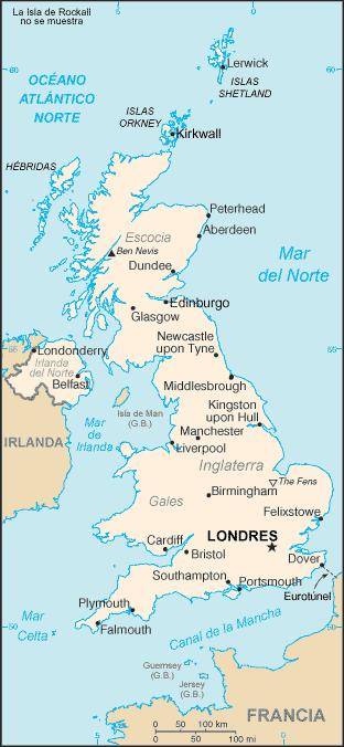 Geografía Del Reino Unido Wikipedia La Enciclopedia Libre