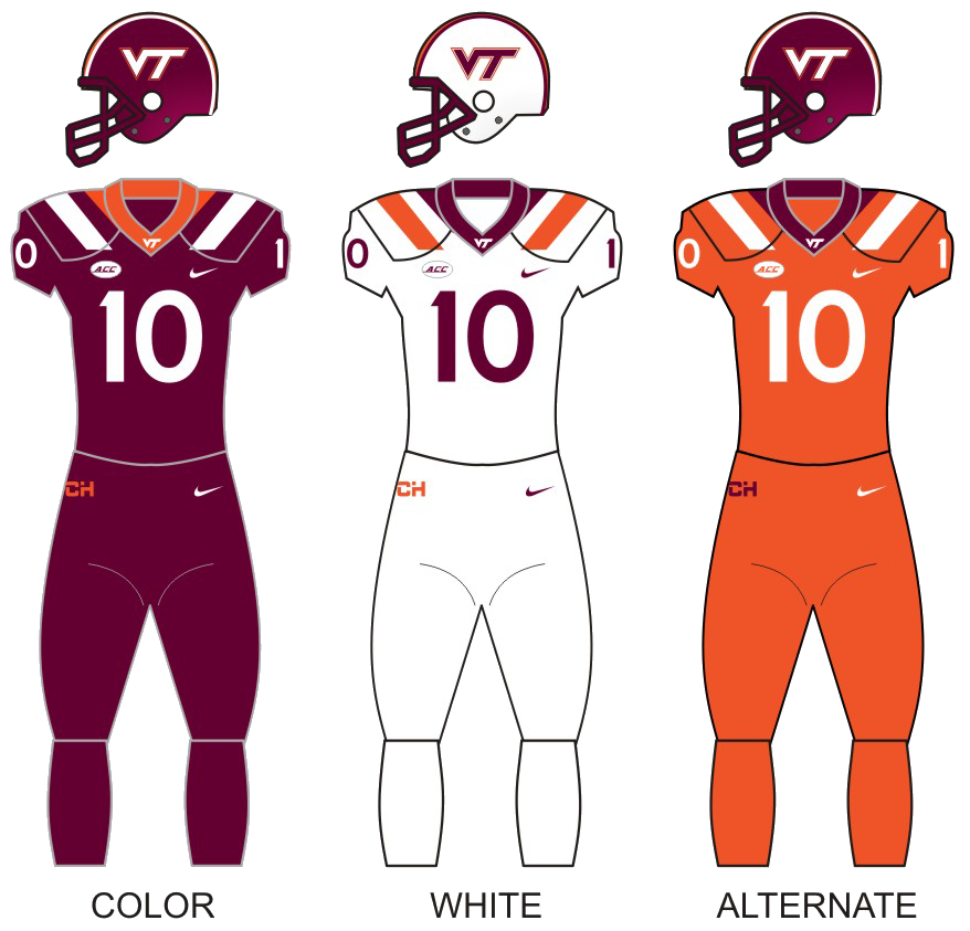 Virginia Tech Hokies Football Wikipedia