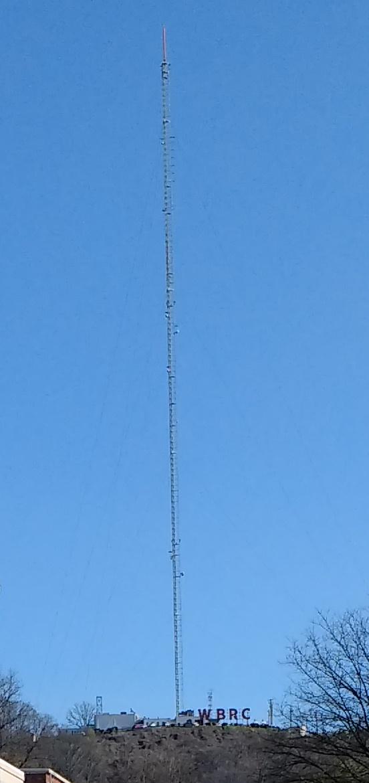 fox tv transmitter location