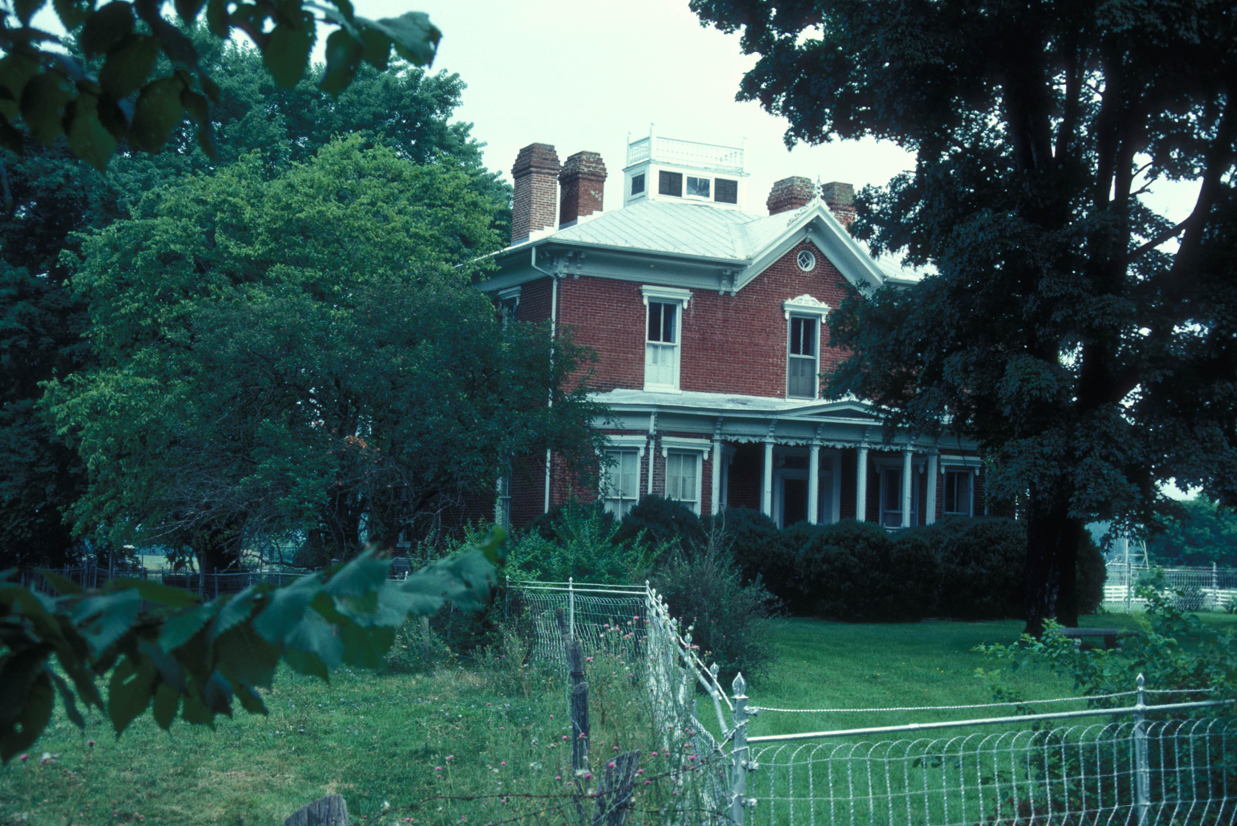 Wilson–Kuykendall Farm