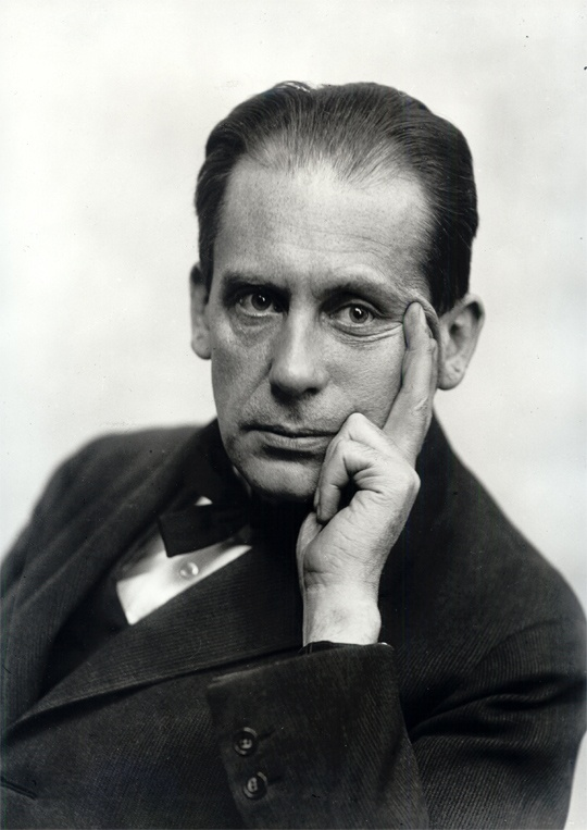 Walter Gropius, founding director of the Staatliches Bauhaus