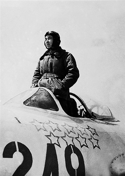 Wang Hai in Korean War