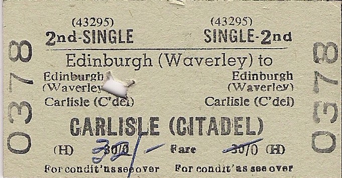 Train ticket - Wikipedia