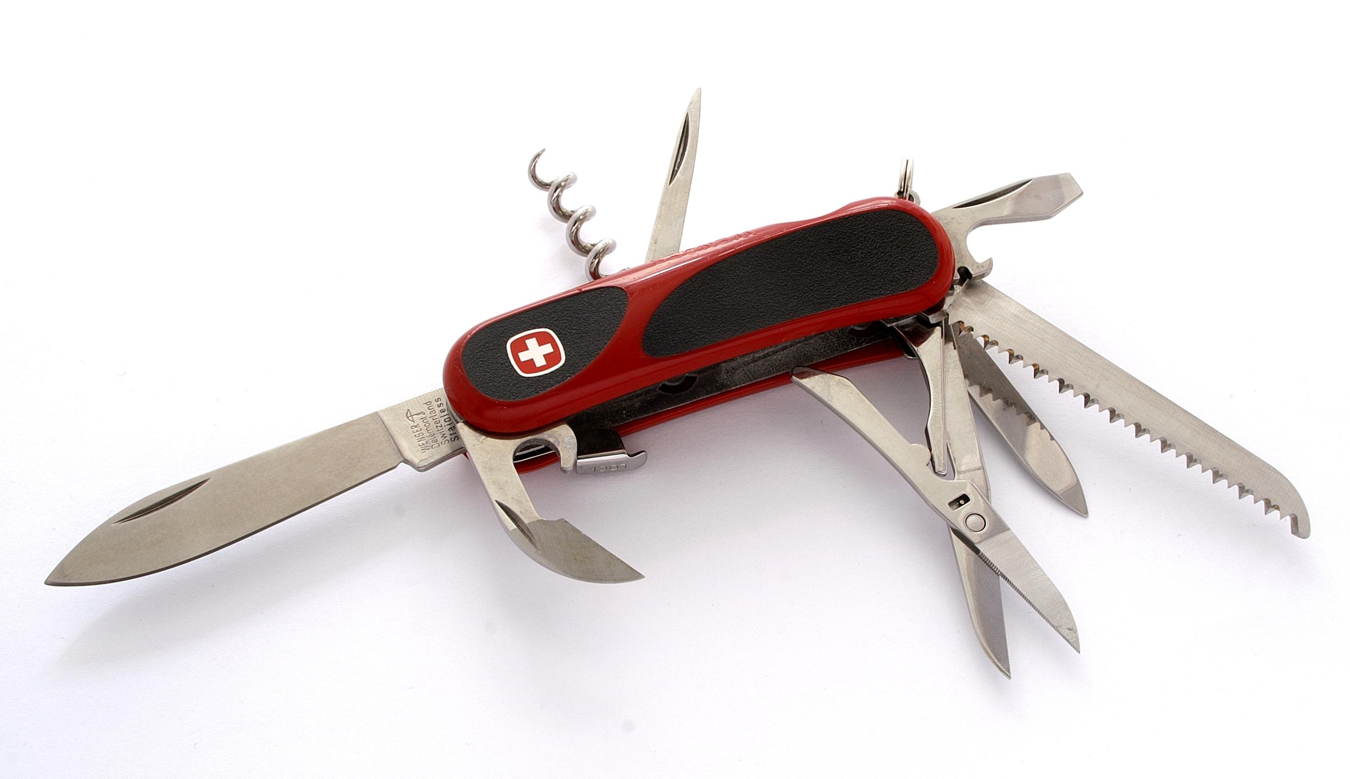 Swiss Wenger S A K Design Watch