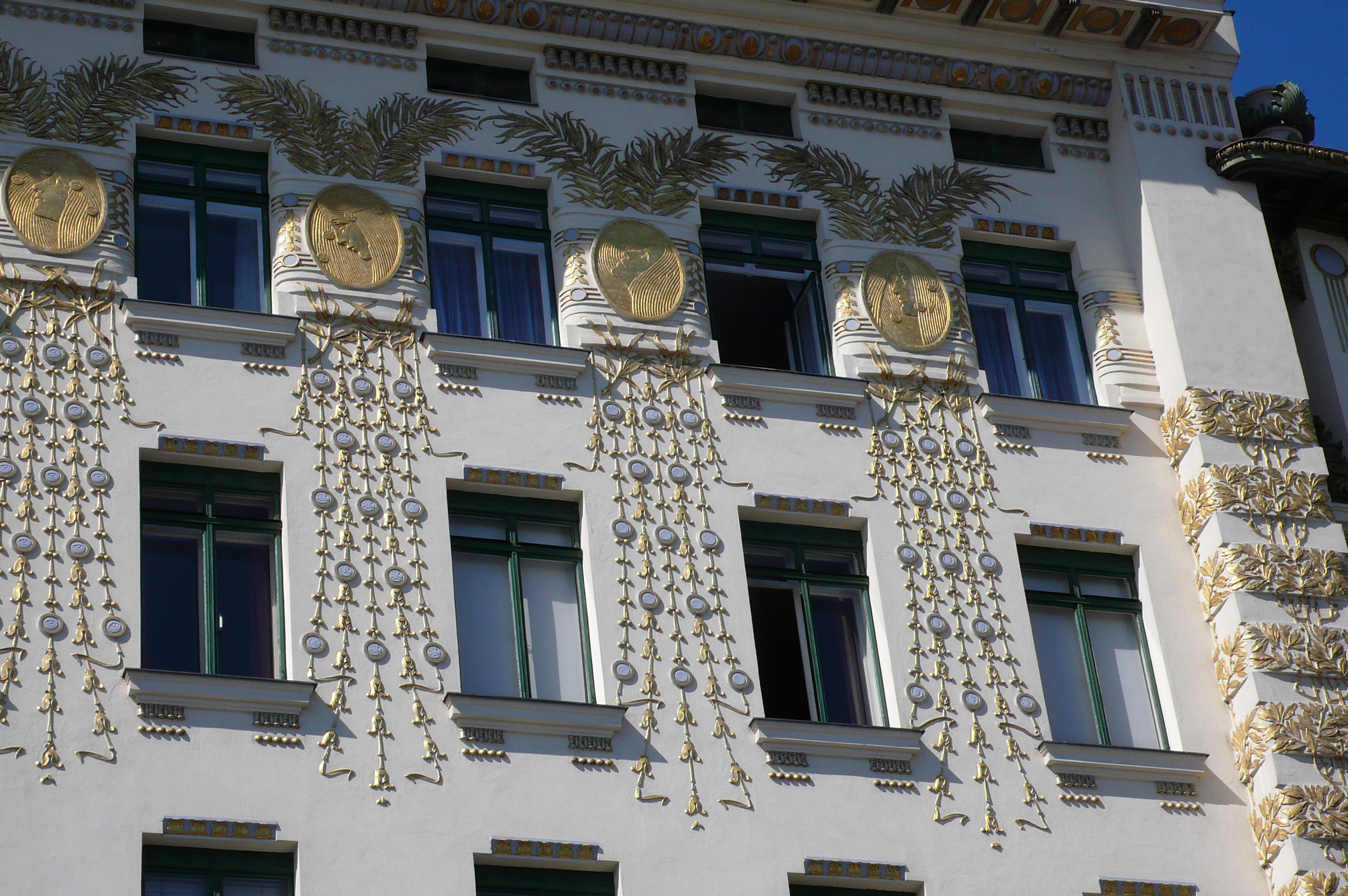 File Wienzeile38 Deko Koloman Moser Jpg Wikimedia Commons