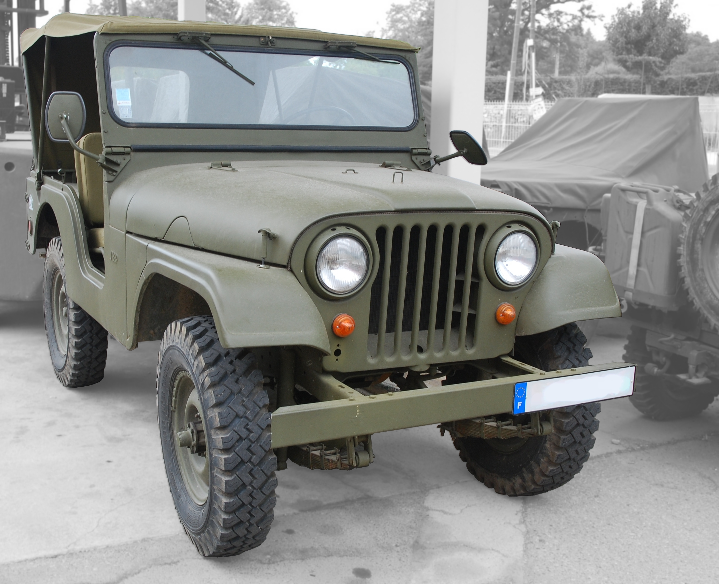 File Willys M38 A1 Jpg Wikimedia Commons