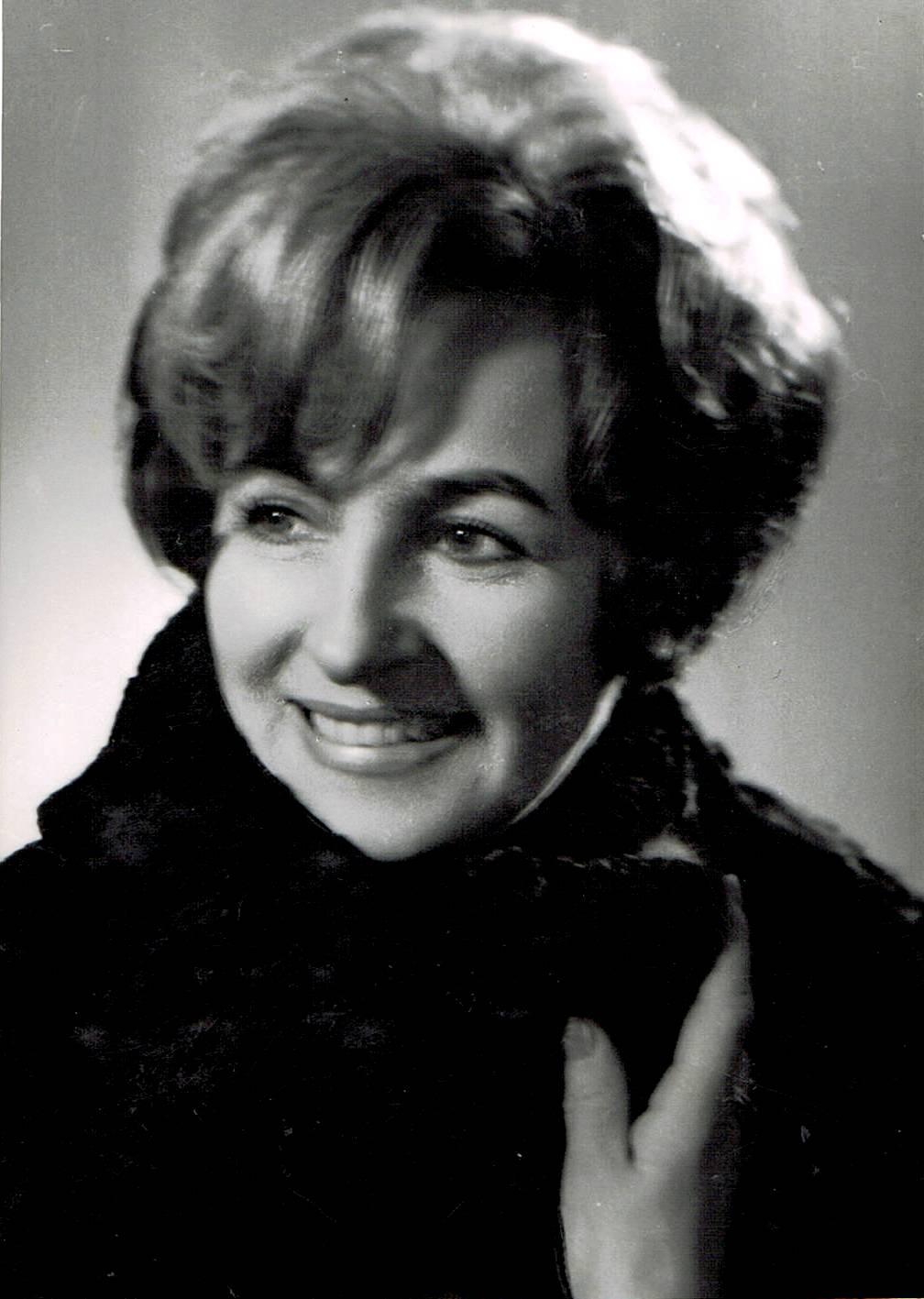 Portret Zofii Janukowicz-Pobłockiej (1970)