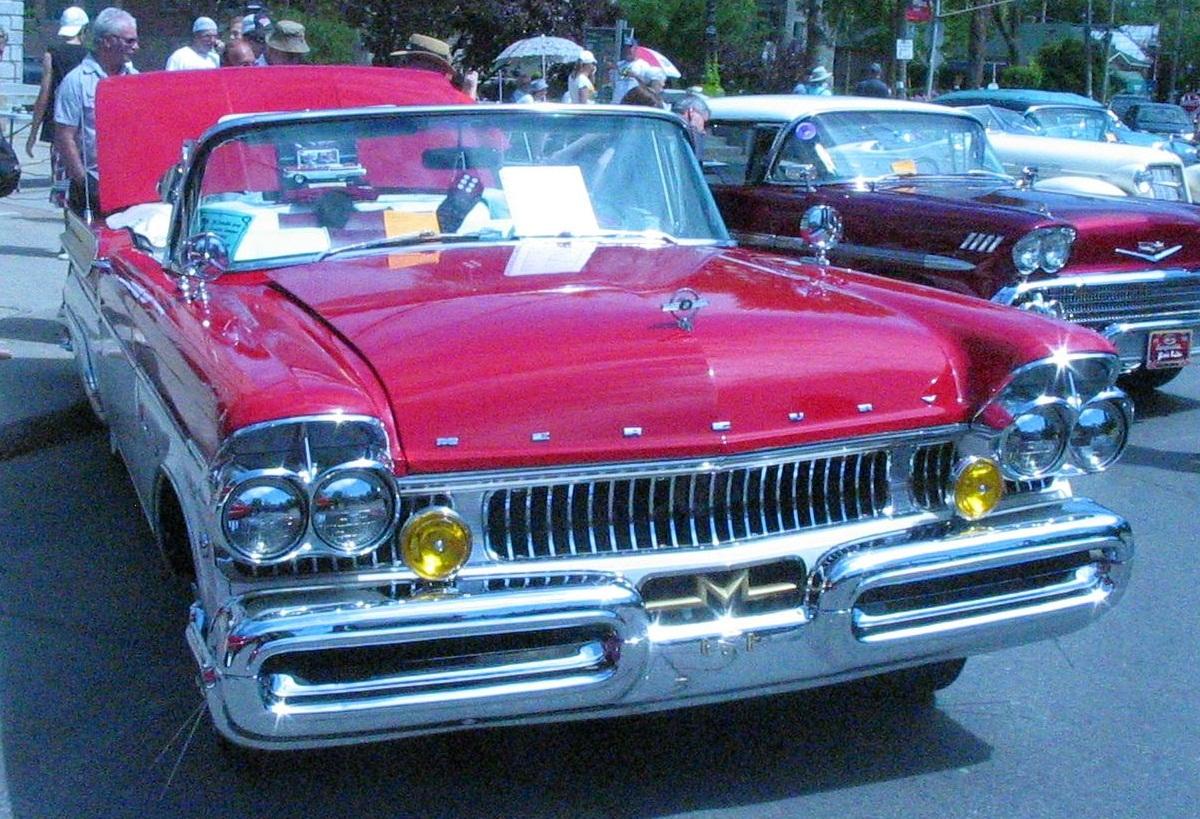 1957 mercury turnpike cruiser pace car convertible - 1957 Mercury Turnpike Cruiser Convertible