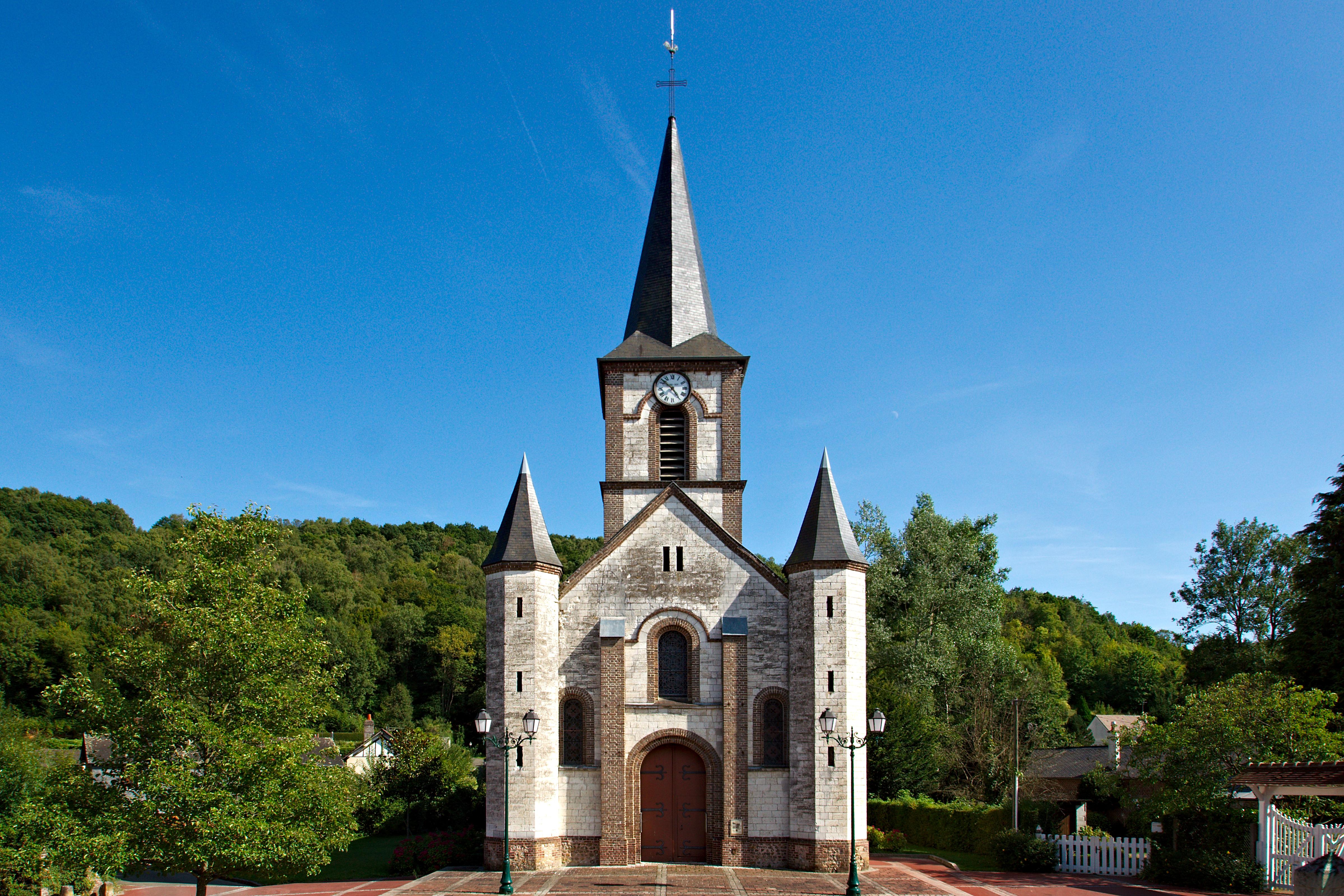 Saint-Martin-du-Vivier City