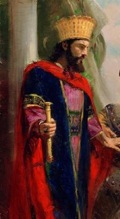شاه شاهان شاه پارس و ماد پادشاه ملل فرعون مصر ارباب آسیا شاه سه قاره جهان، خشایارشا