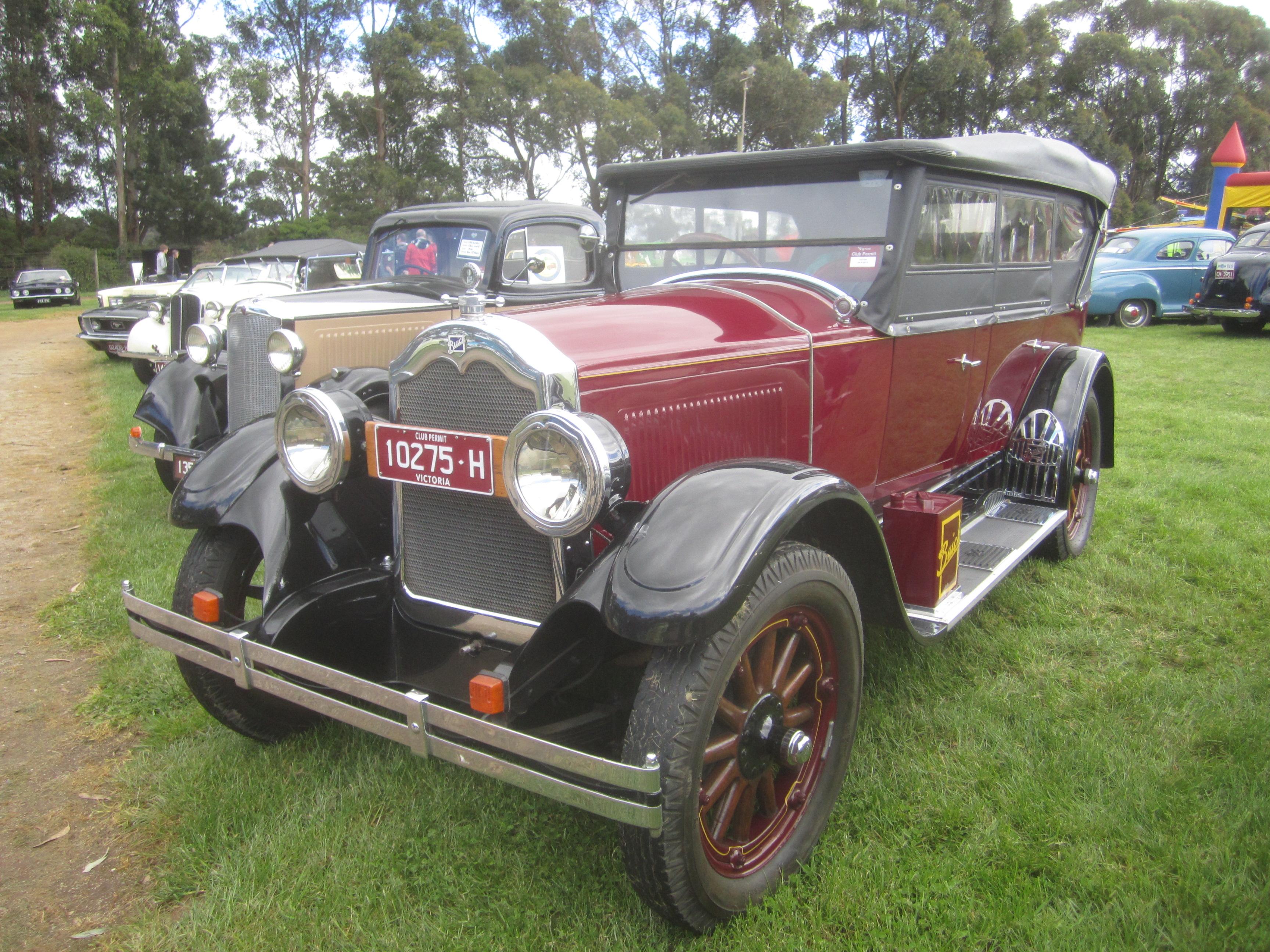 Sport Cars For Sale >> File:1927 Buick Master Six Tourer.jpg - Wikimedia Commons