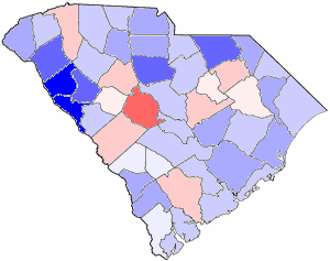 South Carolina Gubernatorial Election 1970