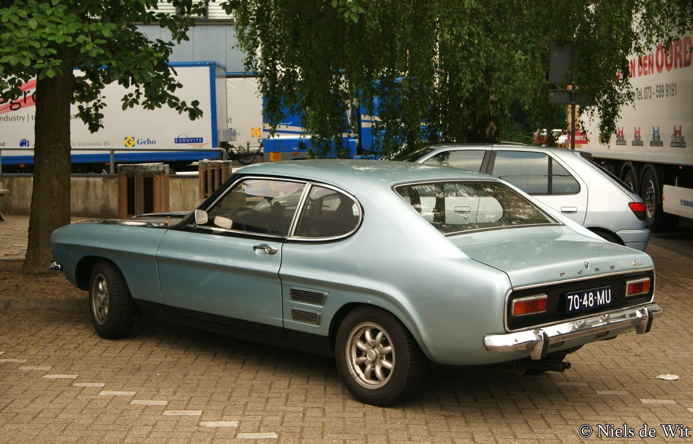 File 1970 Ford Capri 2000 Gt Xlr 9210079162 Jpg Wikimedia Commons
