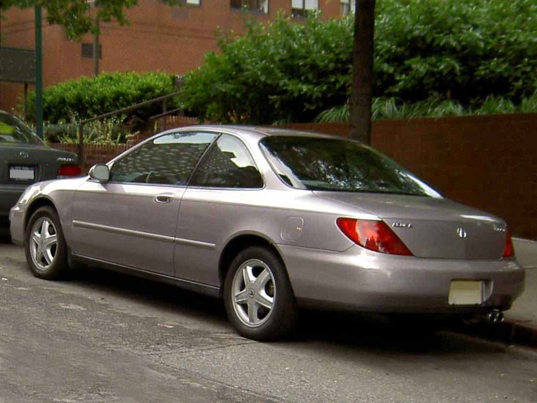 Speed Kings The Acura Cl Is A Model Of Automobile