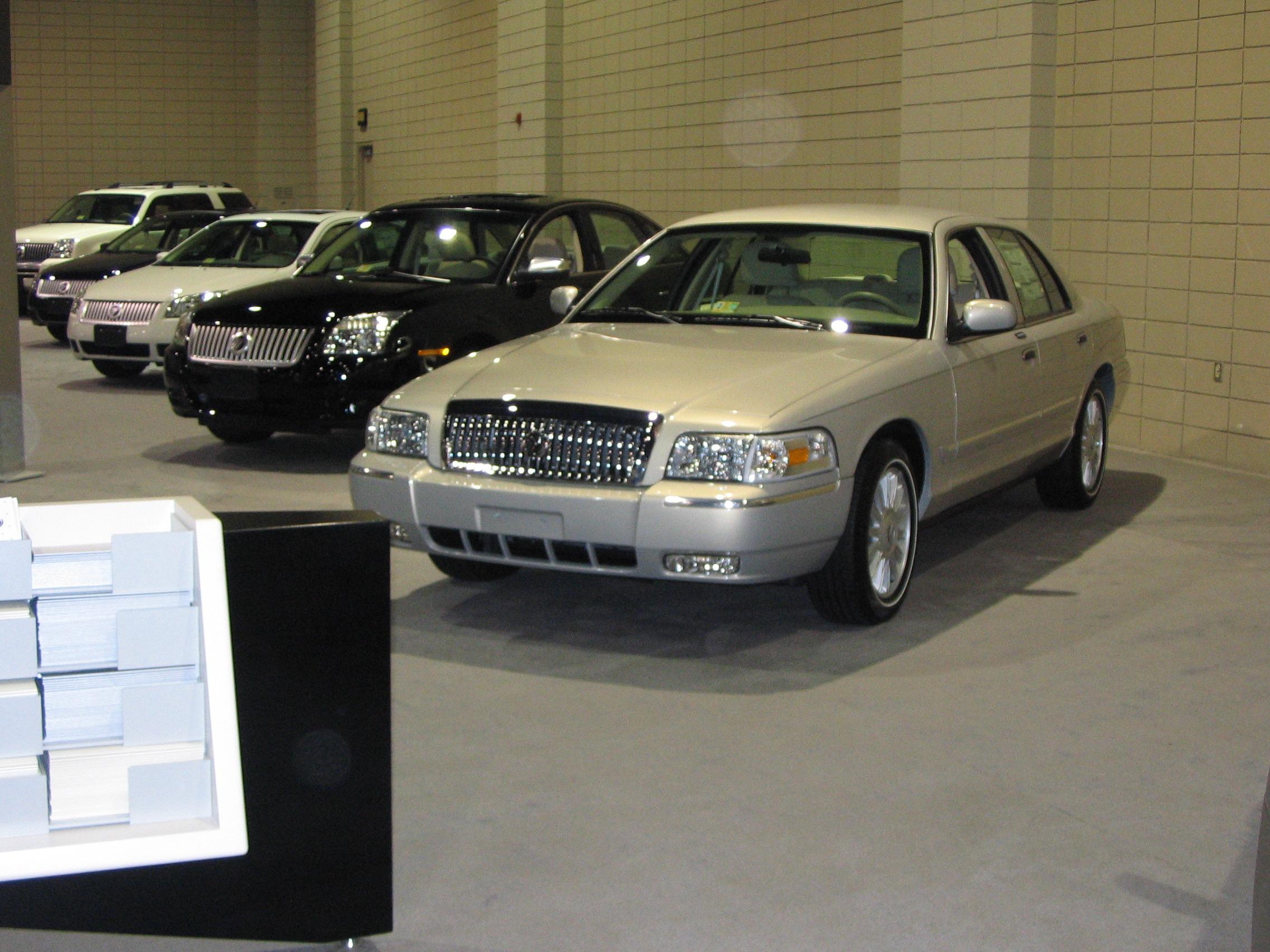 Mercury Grand Marquis Used Car Reviews