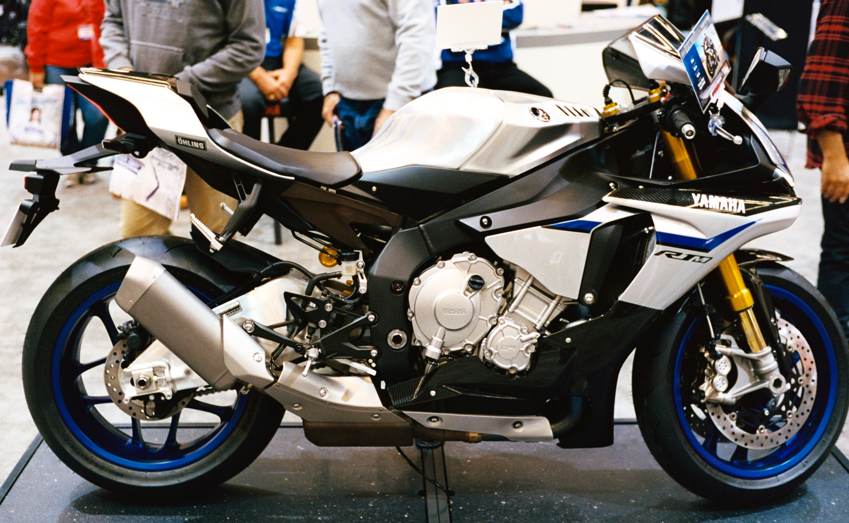 Yamaha R Turbo