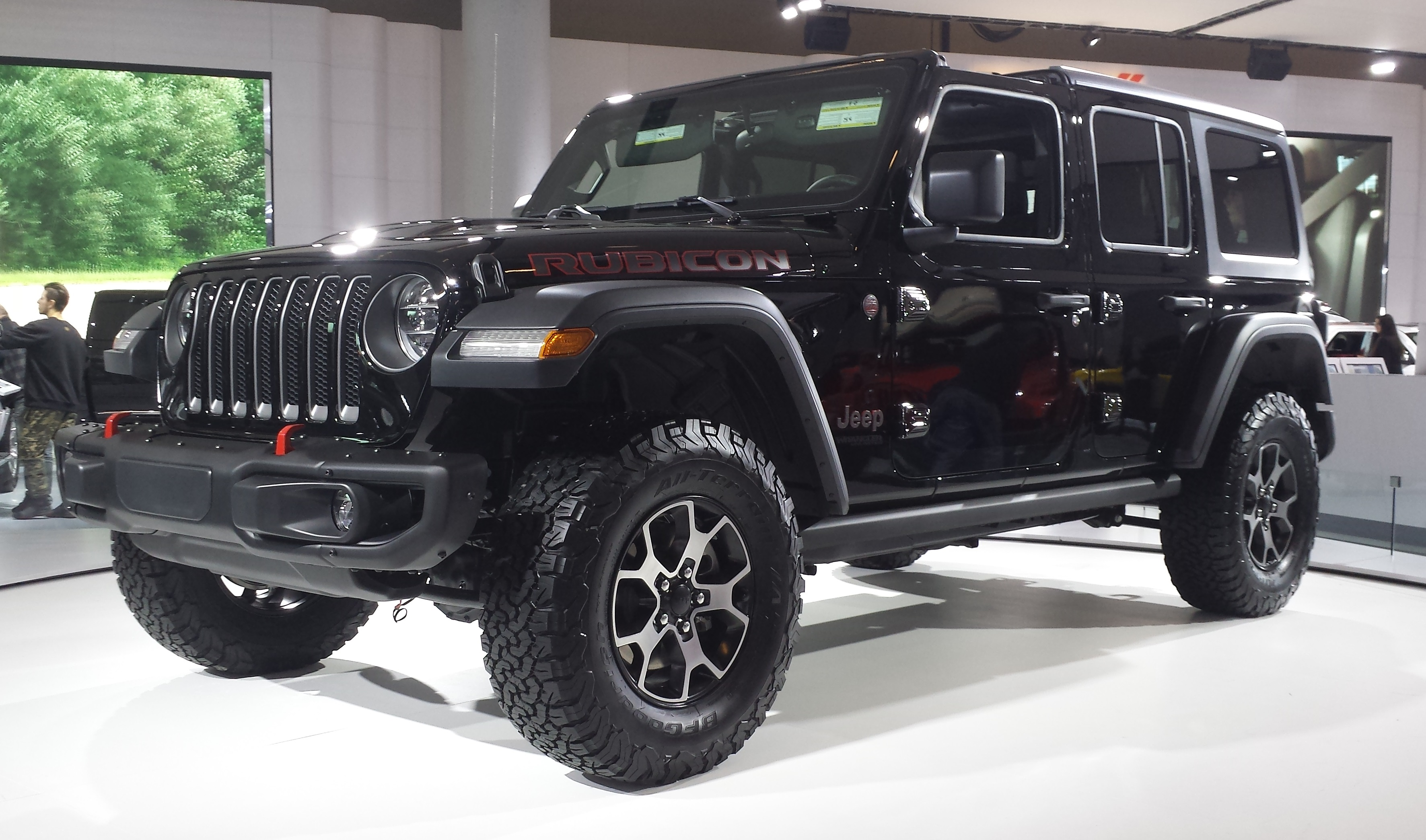 File:2018 Jeep Wrangler Unlimited au SIAM 2018.jpg ...