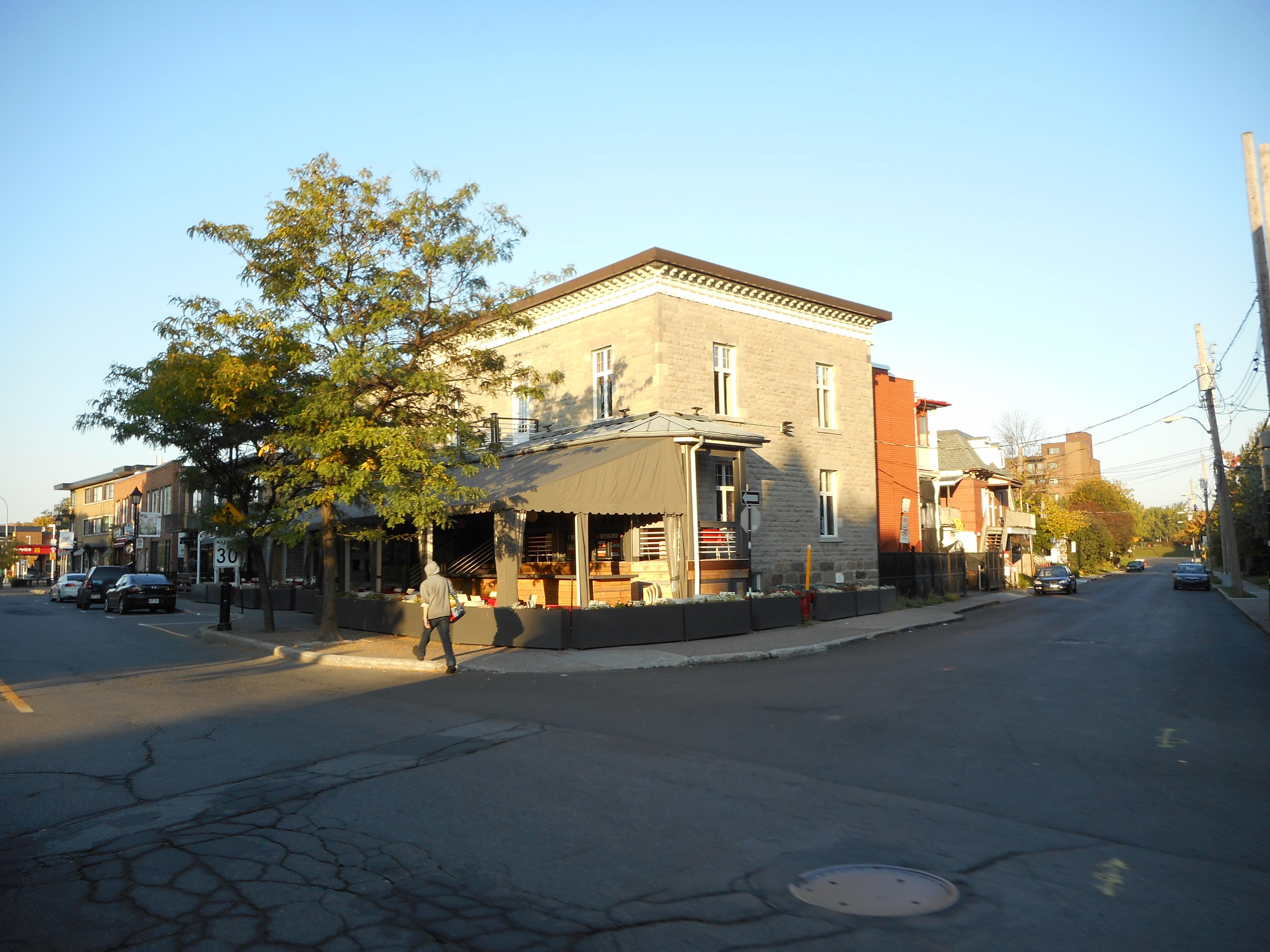 Restaurant Rue Saint Charles