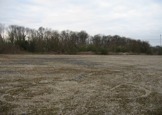 A classic brownfield site - geograph.org.uk - 728293