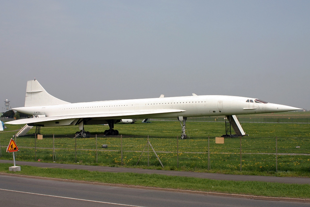 Aerospatiale Bac British Aircraft Corporation Concorde 101 Air France F Bvfc Aeroscopia Museum Toulouse