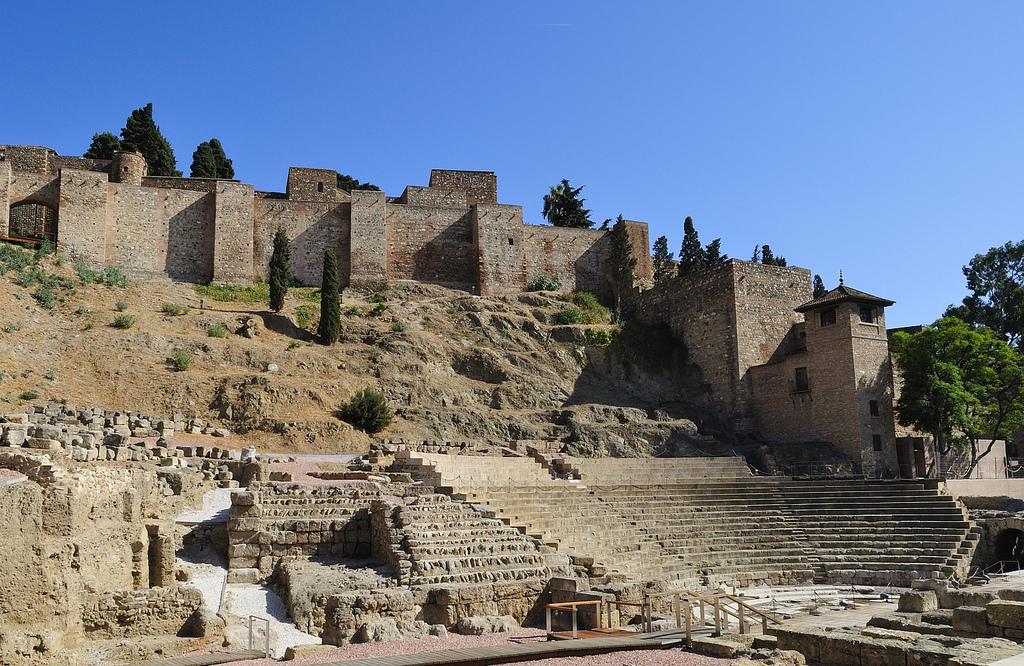 File:Alcazaba de Málaga 4.jpg - Wikimedia Commons