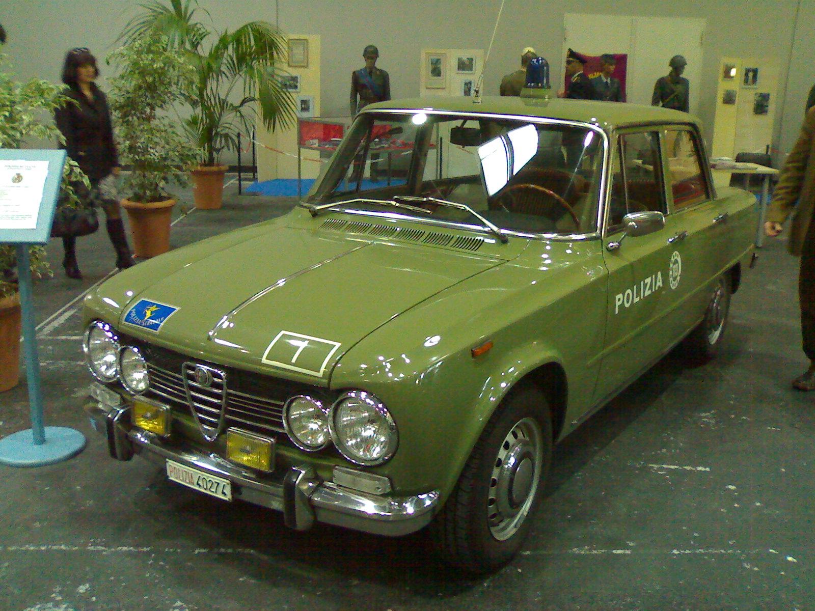 File Alfa Romeo Giulia Super 1600 Polstrada 1971 Jpg