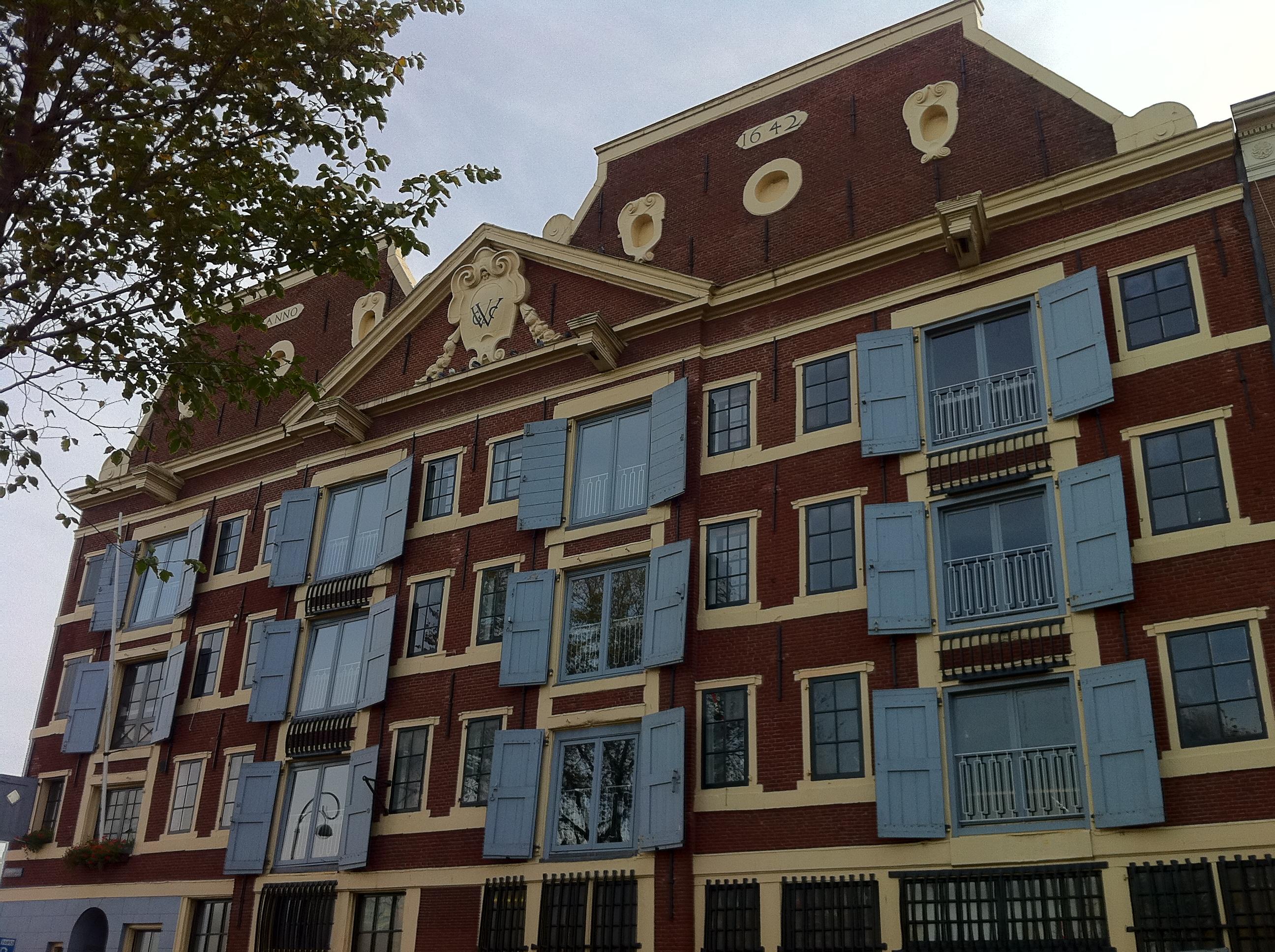 Inleiding In 1879 gebouwd pakhuis in oorsprong gebruikt ...