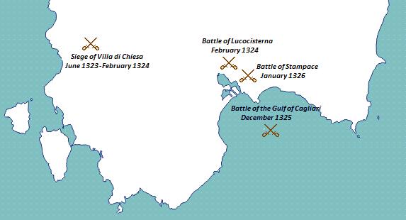 Aragonese conquest of Sardinia
