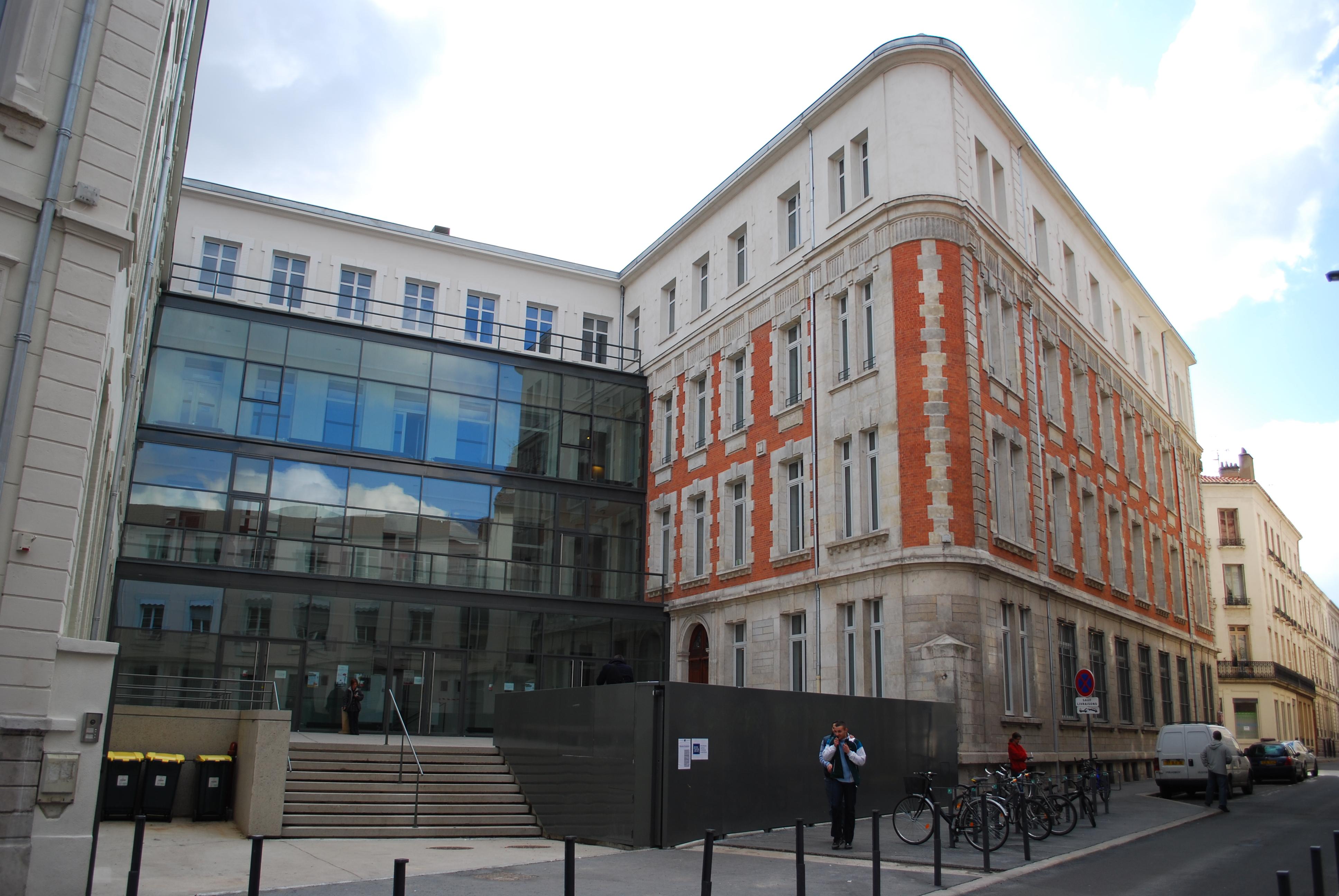 Entreprise D Architecture Lyon École nationale supérieure d'architecture de saint-Étienne