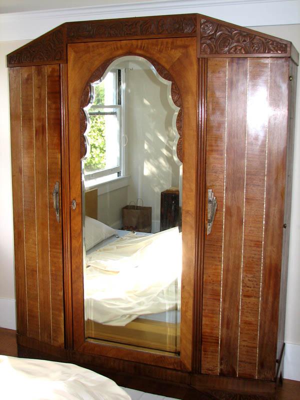 File armoire - Meuble art deco occasion ...