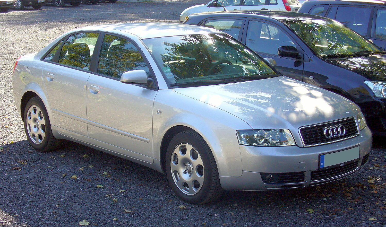 File Audi A4 B6 Jpg Wikimedia Commons
