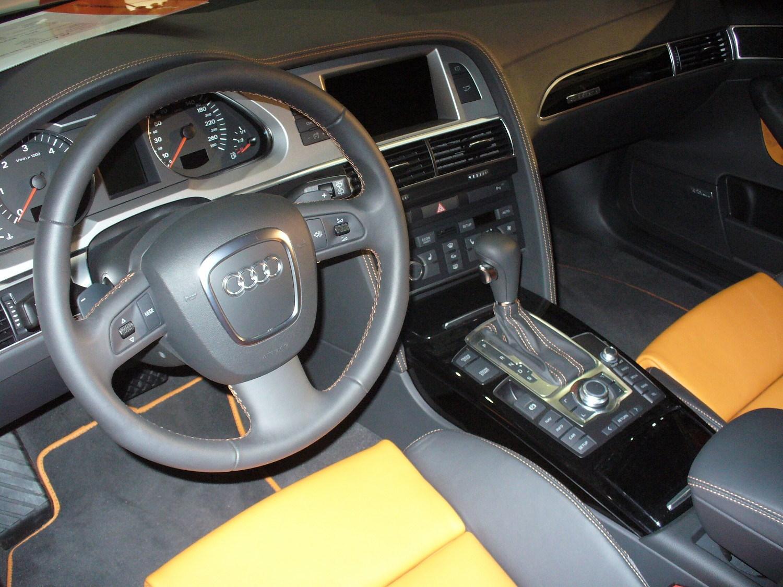 Datei Audi A6 Avant Innen Jpg Wikipedia