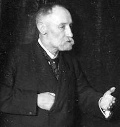 August Palm Swedish politician