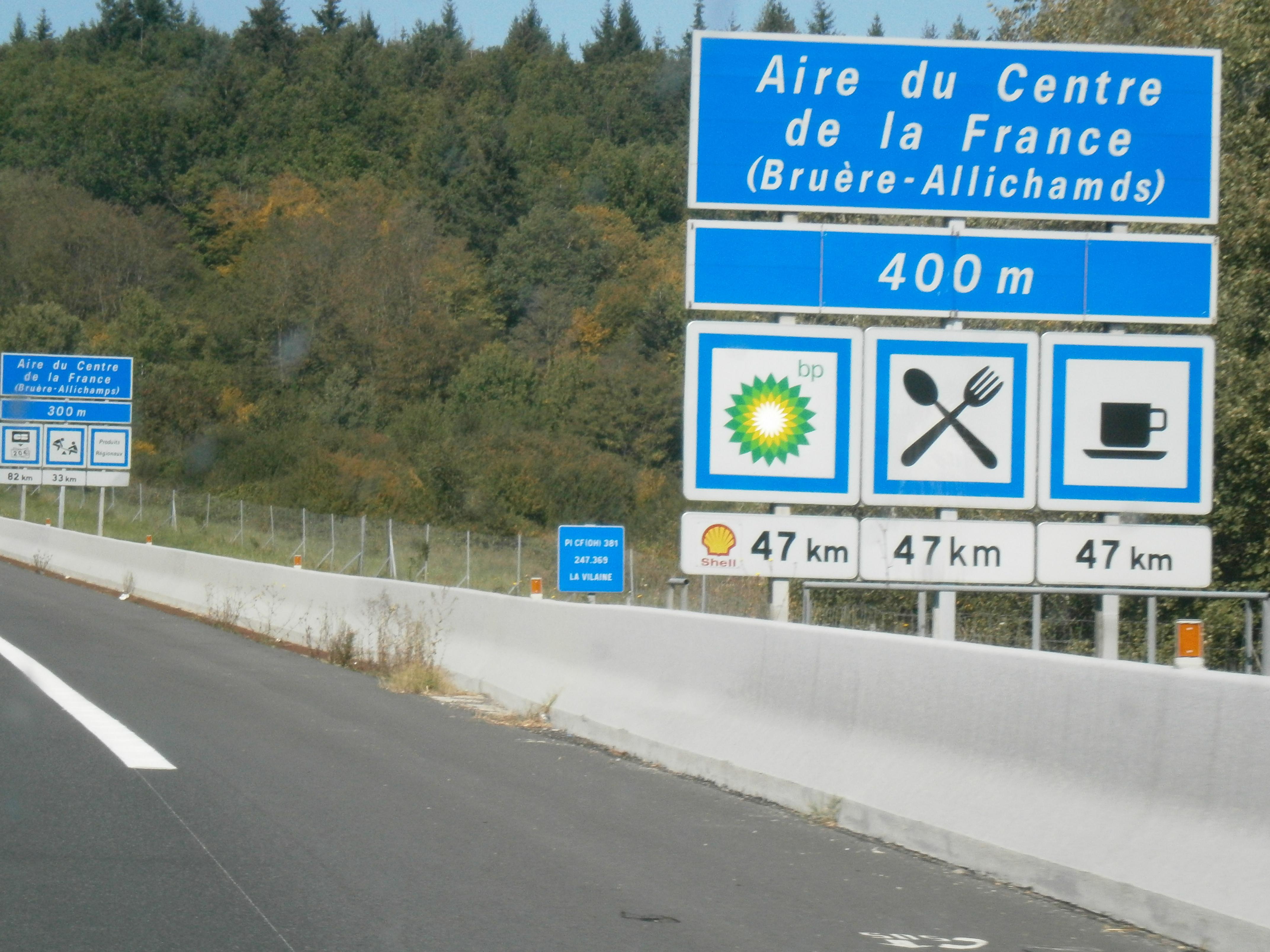 Air De Campin Car Pres De Monterblan Dans Le