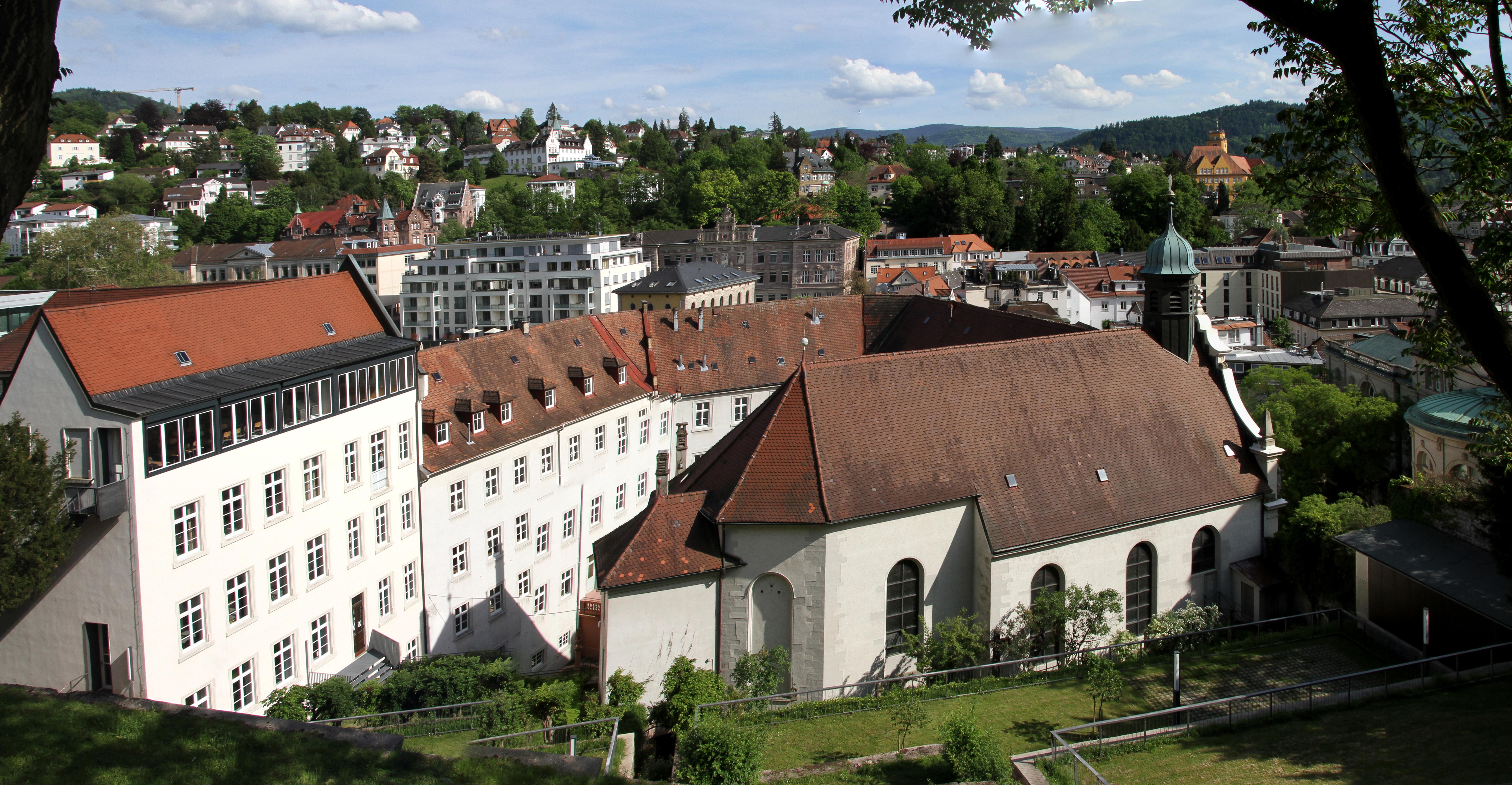 Klosterschule vom heiligen grab