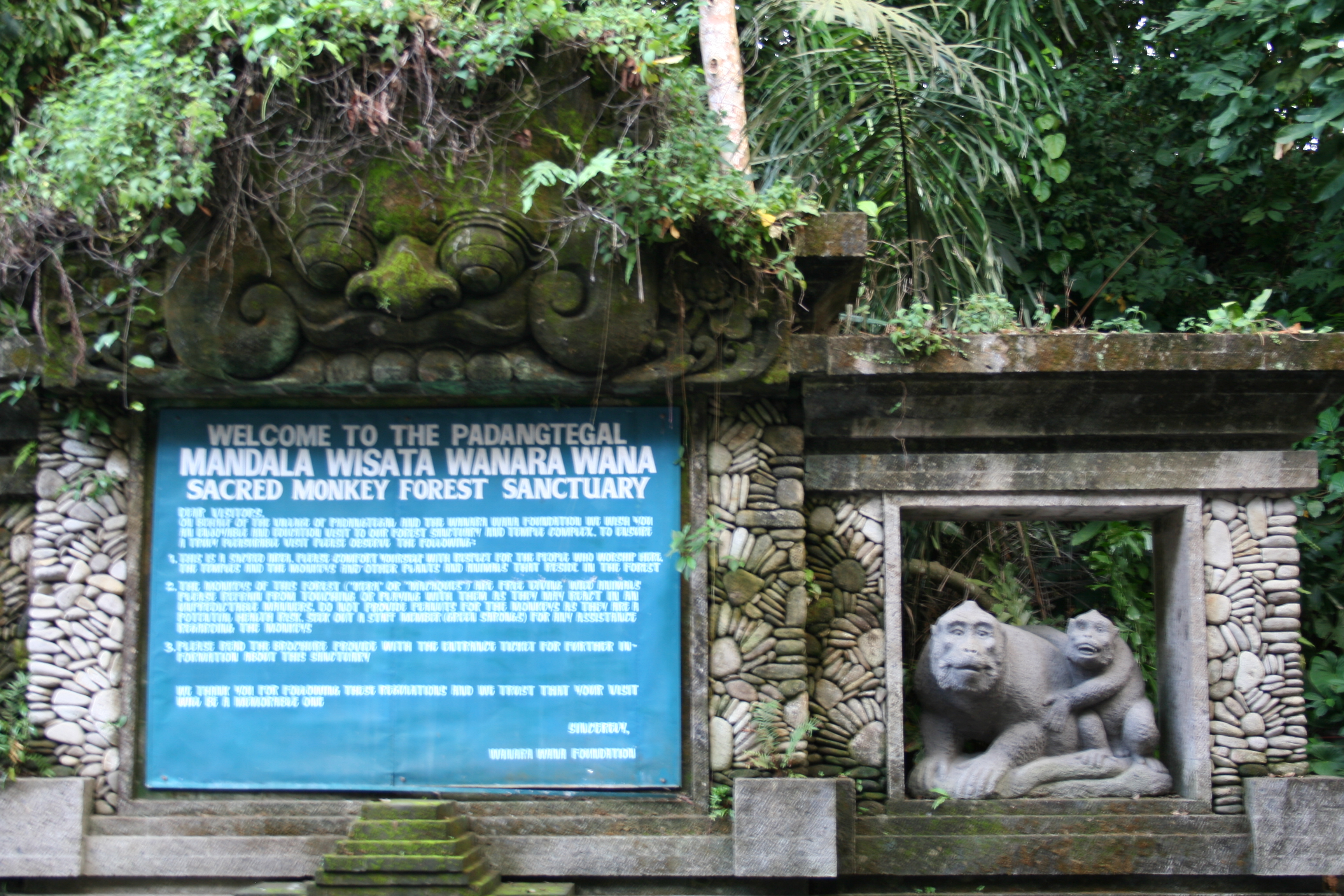 Filebali indonesia ubud monkey forest welcome signg wikimedia filebali indonesia ubud monkey forest welcome signg thecheapjerseys Gallery