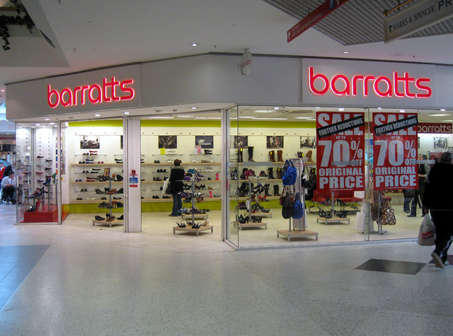 Barratts Shoes Uk Pop Ups