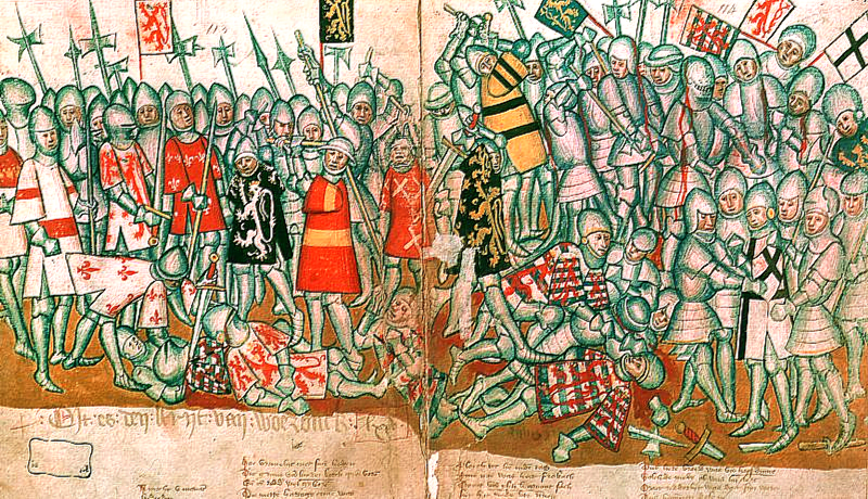Battle of Worringen 1288