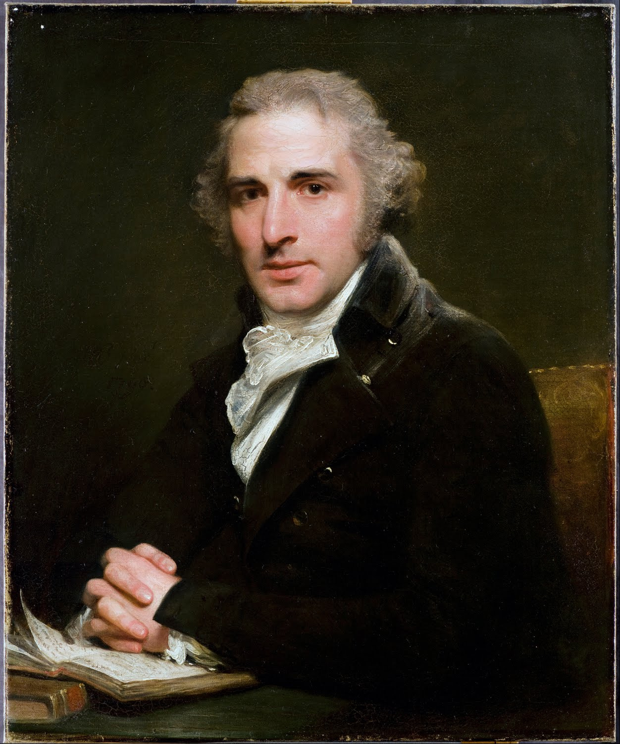 John Philip Kemble by Sir [[William Beechey]], 1798