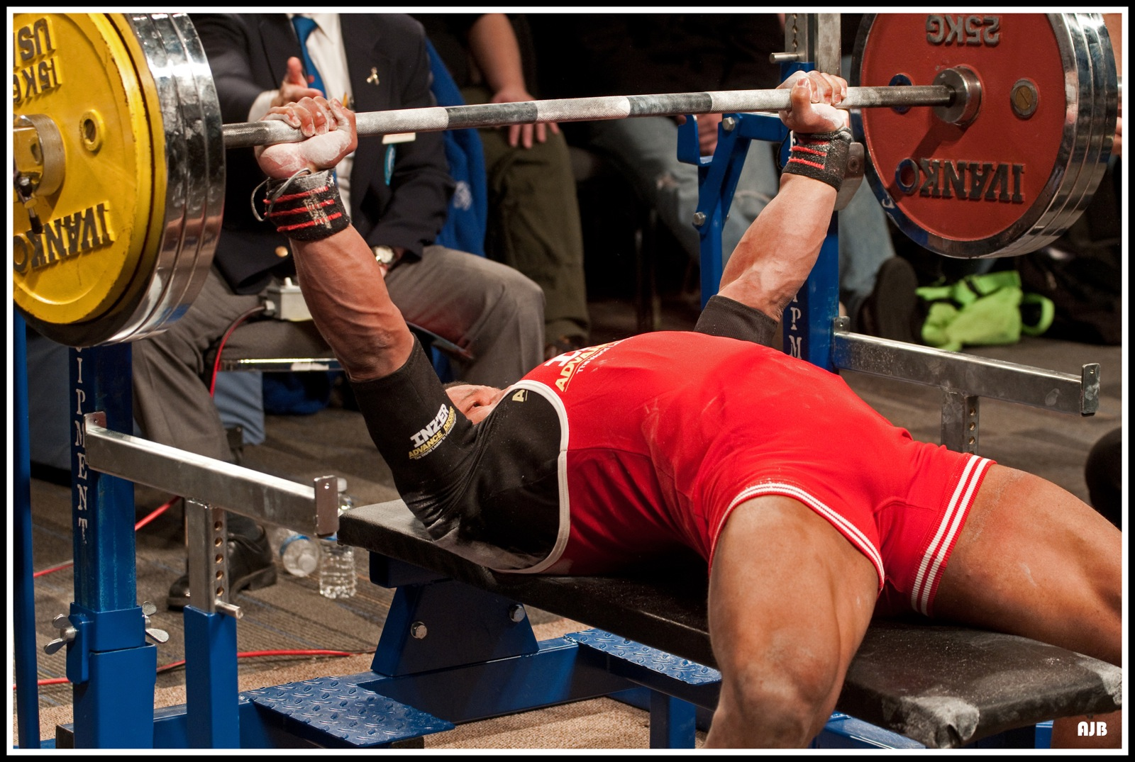 Big bench press