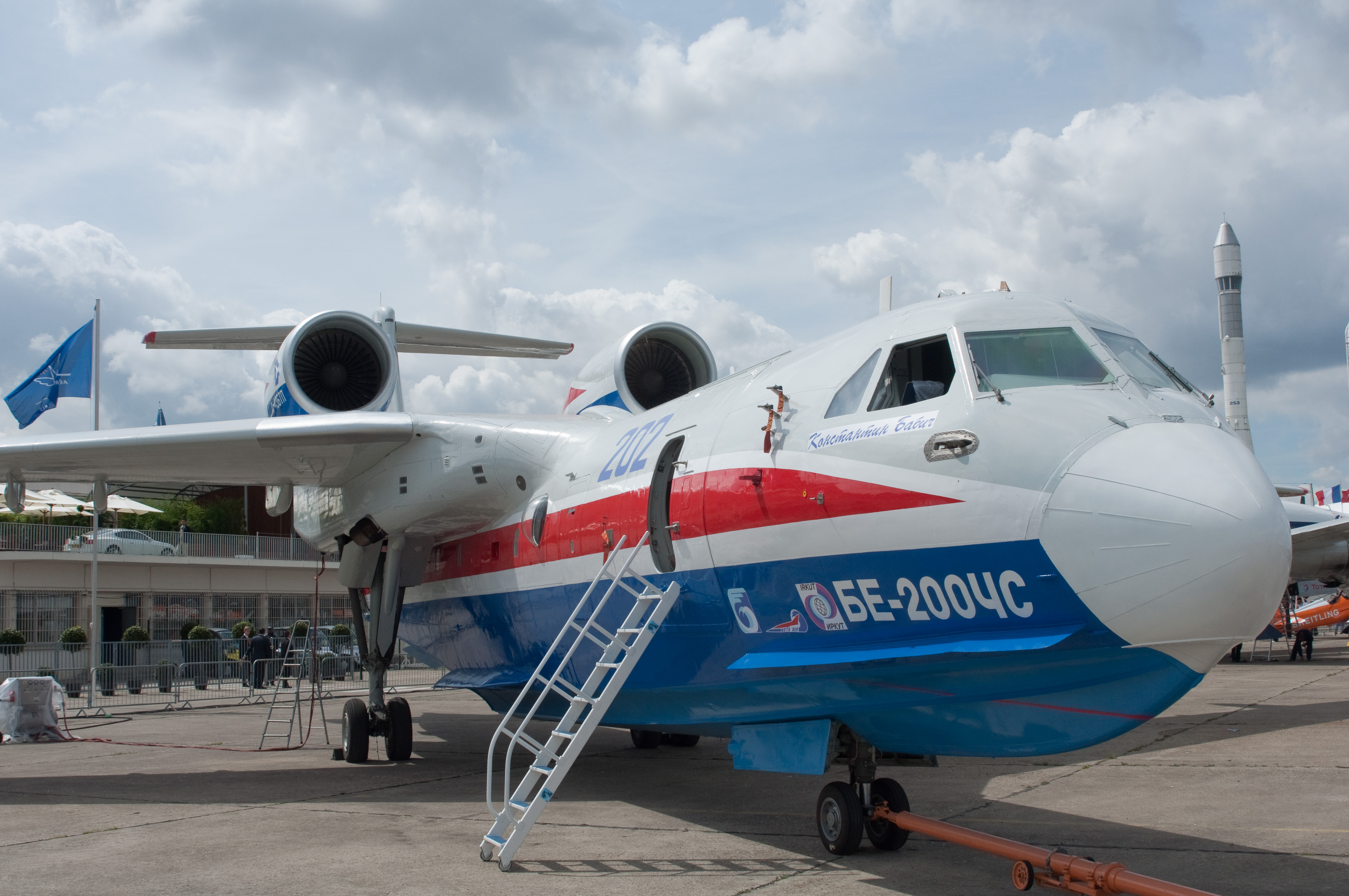 File:Beriev Be-200 Le Bourget 20110624.jpg - Wikimedia Commons